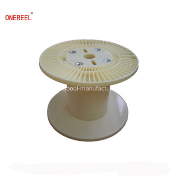 Industrial Empty Plastic Cable Wire Spool for sale